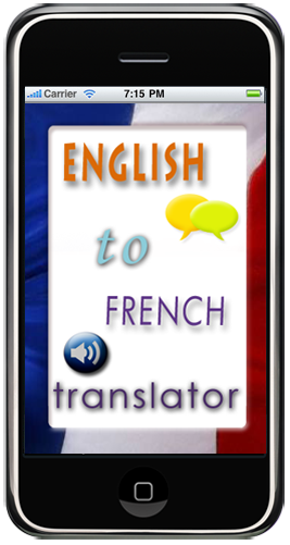 french dictionary english to french translation